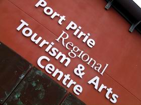 Port Pirie Regional Tourism And Arts Centre - Lismore Accommodation