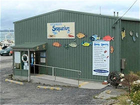 Stanley Seaquarium - Lismore Accommodation