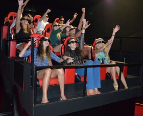 7D Cinema - Virtual Reality - Lismore Accommodation