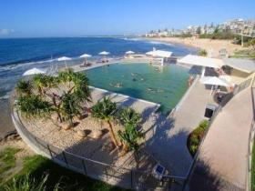 Kings Beach - Beachfront Salt Water Pool - Lismore Accommodation