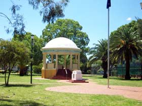 Kingaroy Memorial Park - Lismore Accommodation