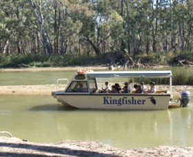 Kingfisher Cruises - Lismore Accommodation
