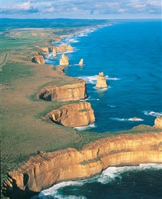 12 Apostles Flight Adventure from Apollo Bay - Lismore Accommodation