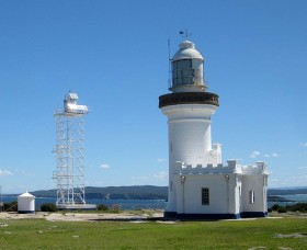 Point Perpendicular Lighthouse and Lookout - Lismore Accommodation