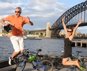Bikebuffs - Sydney Bicycle Tours - Lismore Accommodation