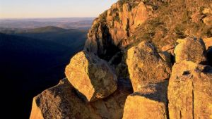 Booroomba Rocks - Lismore Accommodation