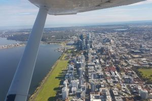 Perth Scenic Flight - City River and Beaches - Lismore Accommodation