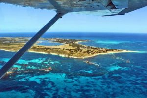 Rottnest Island  Perth City Scenic Flight - Lismore Accommodation