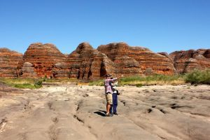 Bungle Bungle Flight Domes  Cathedral Gorge Guided Walk from Kununurra - Lismore Accommodation