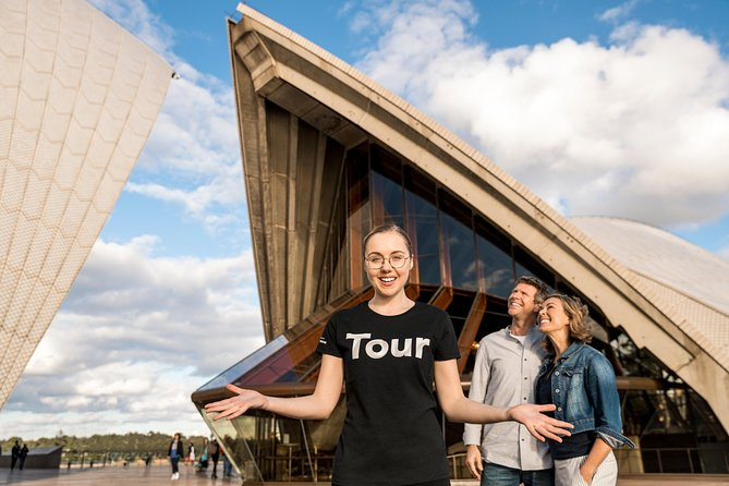 Sydney Opera House Official Guided Walking Tour - Lismore Accommodation