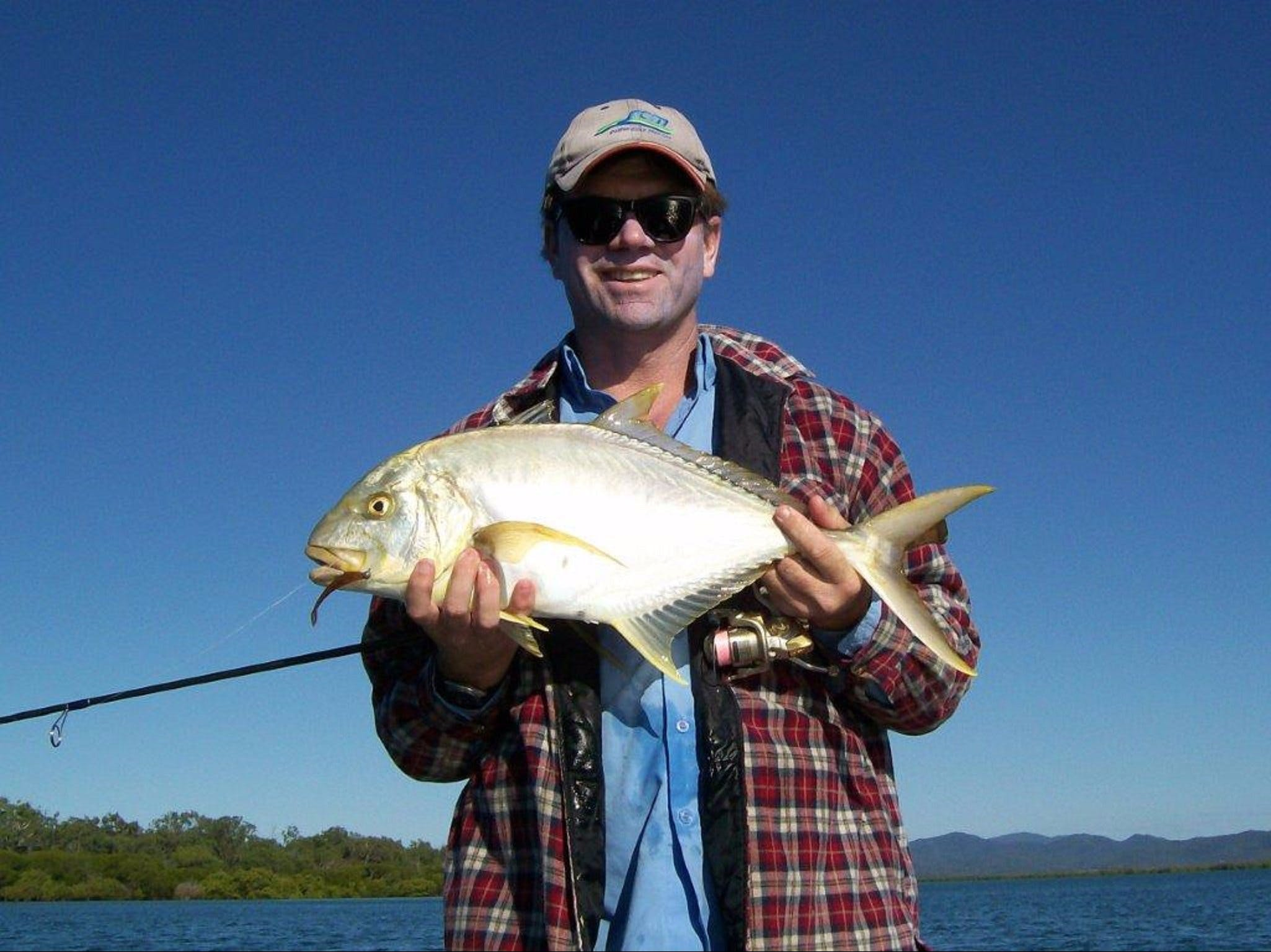 Barramundi to Trevally  A Seaforth Fishing Adventure - Lismore Accommodation