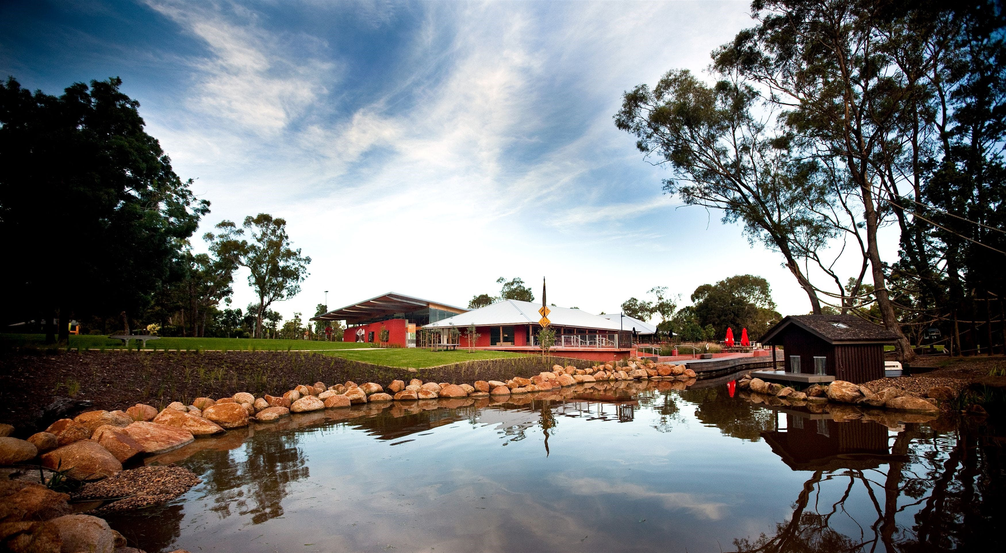 Savannah Visitor Plaza Taronga Western Plains Zoo Dubbo - Lismore Accommodation