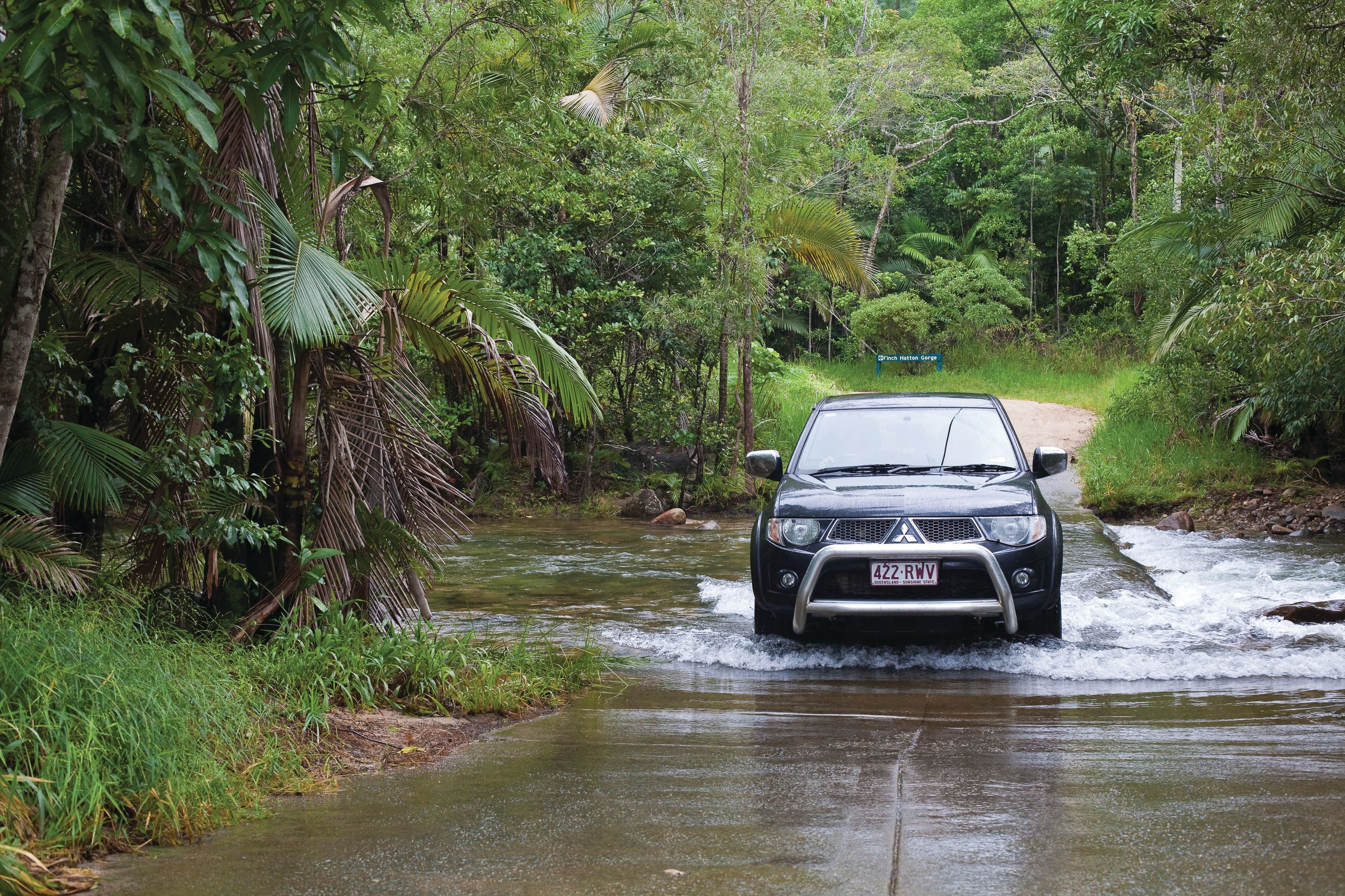 The Pioneer Valley and Eungella National Park - Lismore Accommodation