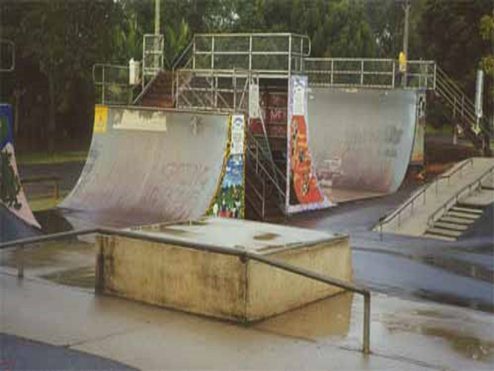 Lismore Skate Park - Lismore Accommodation