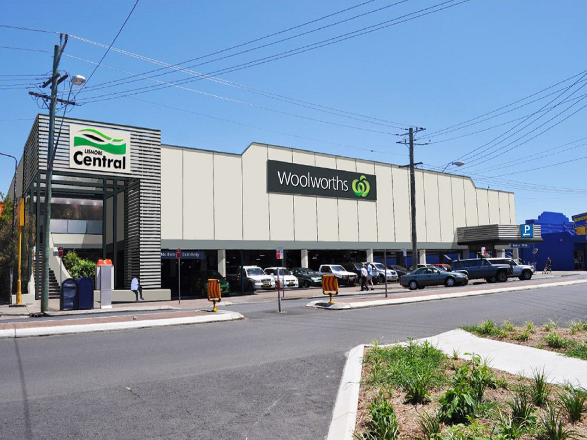 Lismore Central Shopping Centre - Lismore Accommodation