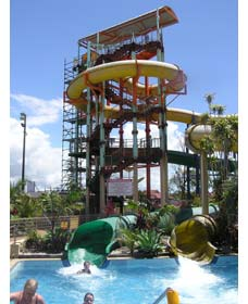 Ballina Olympic Pool and Waterslide - Lismore Accommodation
