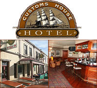 Customs House Hotel - Lismore Accommodation