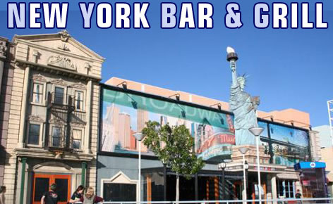 New York Bar  Grill - Lismore Accommodation
