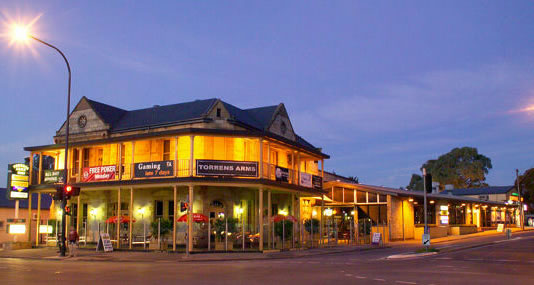 Torrens Arms Hotel - Lismore Accommodation