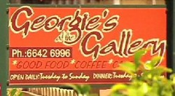 Georgies Cafe Restaurant - Lismore Accommodation