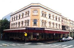 The Grand Hotel Newcastle - Lismore Accommodation