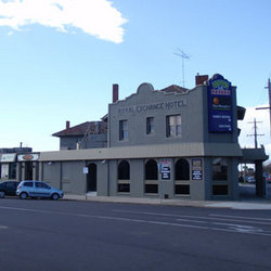 Royal Exchange Hotel - Lismore Accommodation