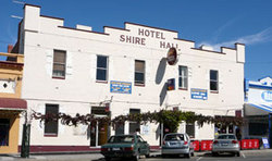 Shire Hall Hotel - Lismore Accommodation