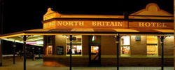 North Britain Hotel - Lismore Accommodation