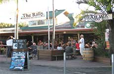 Railway Friendly Bar - Lismore Accommodation