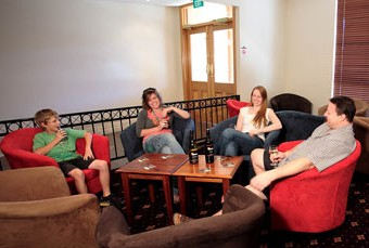Hibernian Hotel Beechworth - Lismore Accommodation