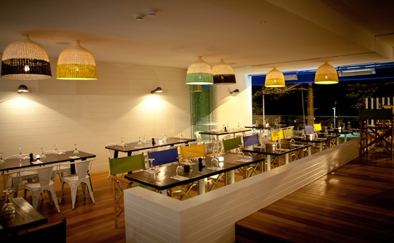 Deck Bar and Dining - Lismore Accommodation
