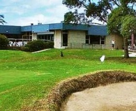 Vincentia Golf Club - Lismore Accommodation