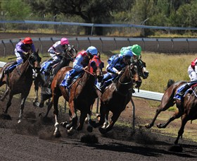Alice Springs Turf Club - Lismore Accommodation