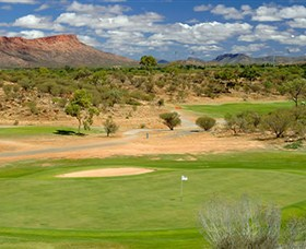 Alice Springs Golf Club - Lismore Accommodation