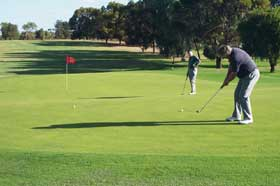 Waikerie Golf Club - Lismore Accommodation