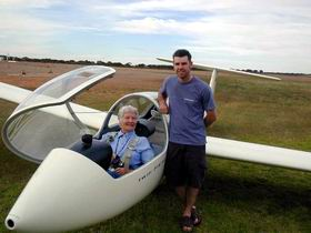 Waikerie Gliding Club - Lismore Accommodation