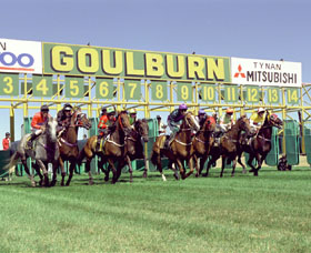 Goulburn and District Racing Club - Lismore Accommodation