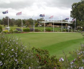 Tocumwal Golf Club - Lismore Accommodation