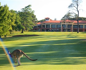 Royal Canberra Golf Club - Lismore Accommodation