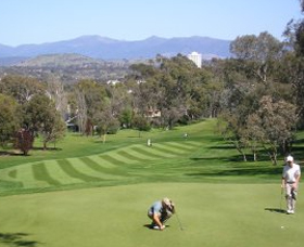 Fairbairn Golf Club - Lismore Accommodation