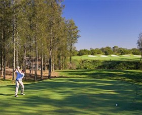Hunter Valley Golf and Country Club - Lismore Accommodation