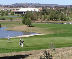 Gungahlin Lakes Golf and Community Club - Lismore Accommodation