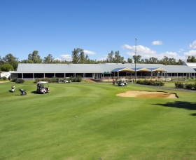 Yarrawonga Mulwala Golf Club Resort - Lismore Accommodation