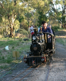 Jerilderie Steam Rail and Heritage Club Inc - Lismore Accommodation