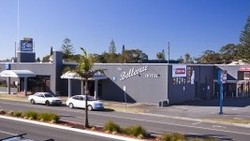 Bellevue Hotel Tuncurry - Lismore Accommodation