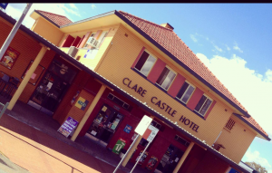 Clare Castle Hotel - Lismore Accommodation