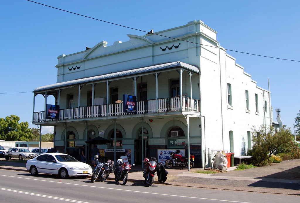 Tattersalls Hotel - Lismore Accommodation