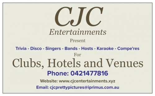 CJC Entertainments - Lismore Accommodation