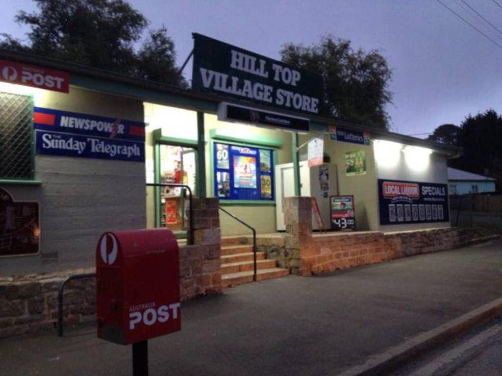 Hill Top Village Store - Lismore Accommodation