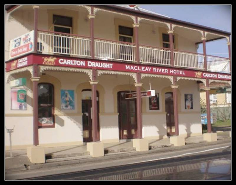 Macleay River Hotel - Lismore Accommodation